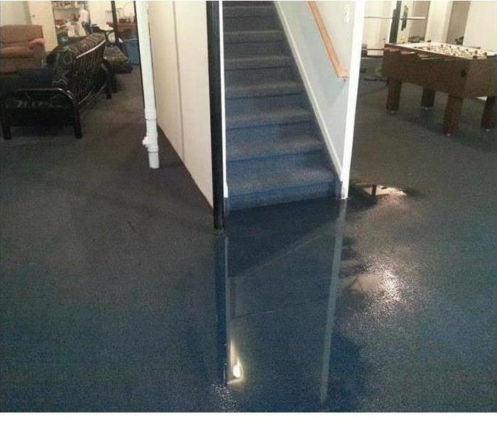 Water Damage Flood Waters