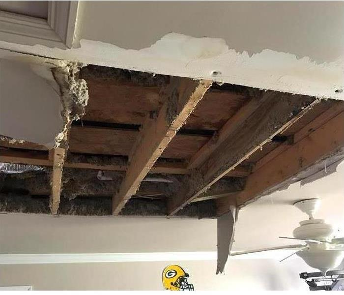 Water Damage Residential Water Damage