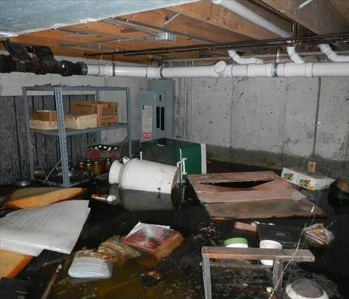 Water Damage Flooding