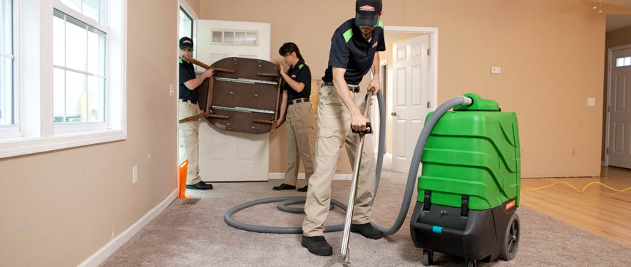 Decatur, AL residential restoration cleaning